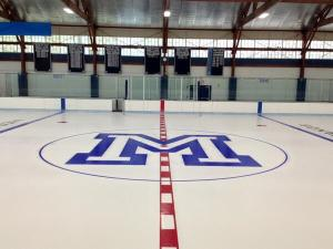Two Medford (Mass.) youth hockey coaches were canned over a couple beers at LoConte Rink. (Twitter)