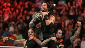 WWE star Roman Reigns will face Triple H. (Photo: WWE)