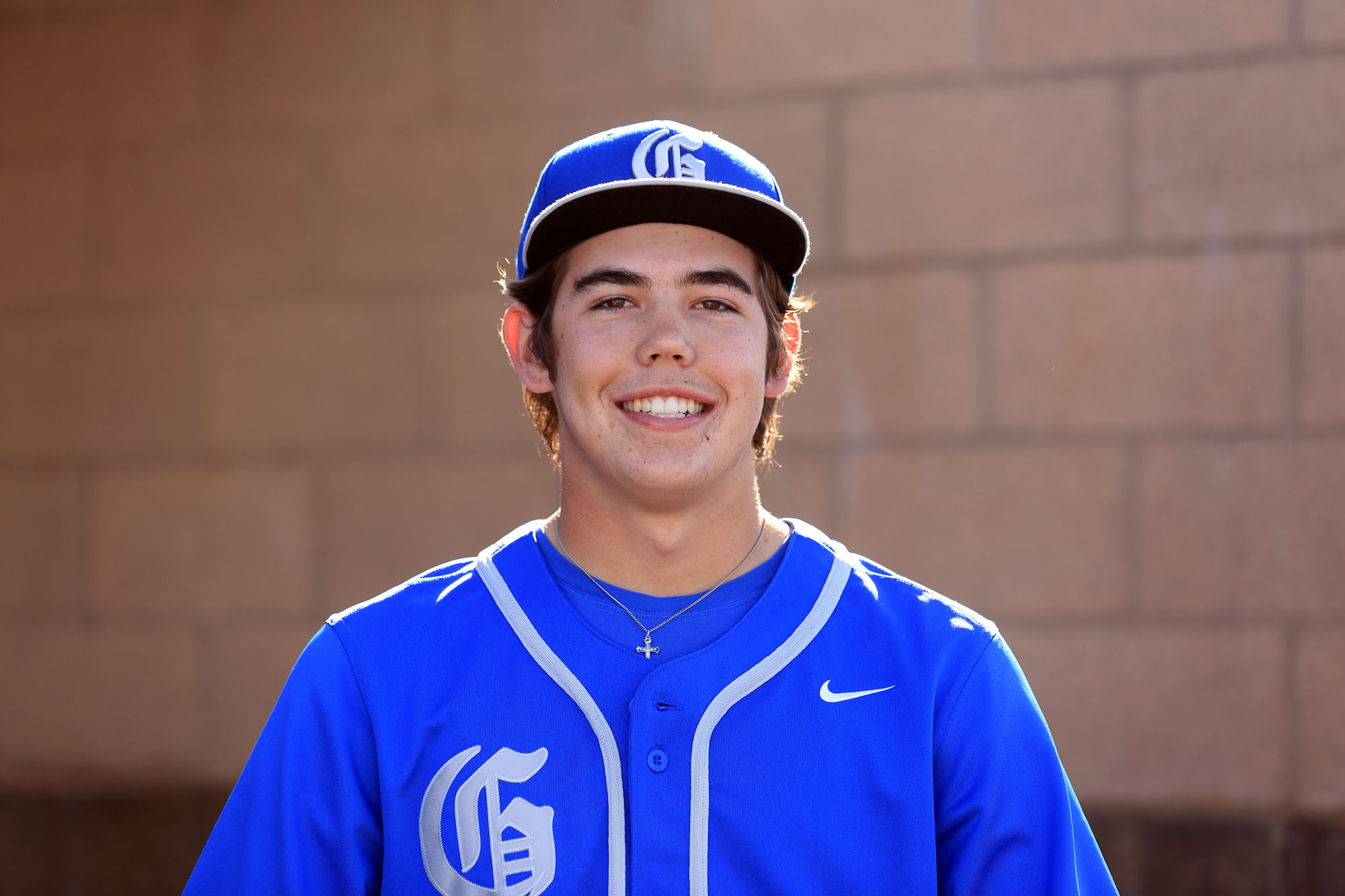 Bishop Gorman's Jack Little  (Photo: Greg Cava, Bishop Gorman)