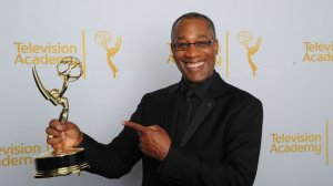 Scandal star Joe Morton sits down for the Celeb Chop-Up. (Photo: Getty Images)