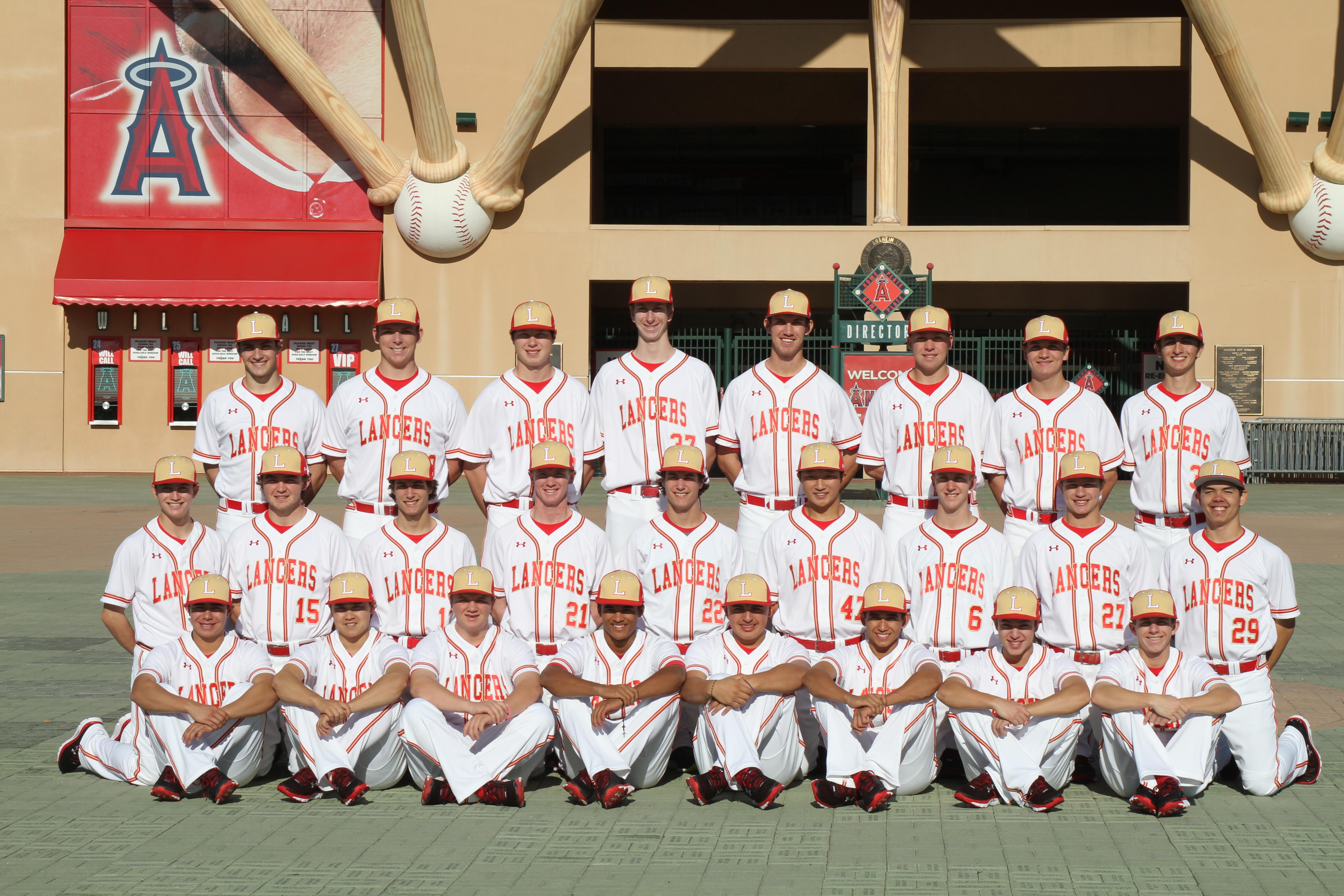 Orange Lutheran team photo (Photo: Linda Spear)