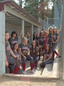 Cheyenne Strong struck out 14 of 15 batters she faced in a blowout victory (Photo: Thomas Heyward Academy)