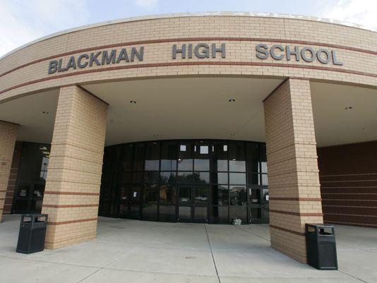 Blackman High School (Photo: Daily News Journal)