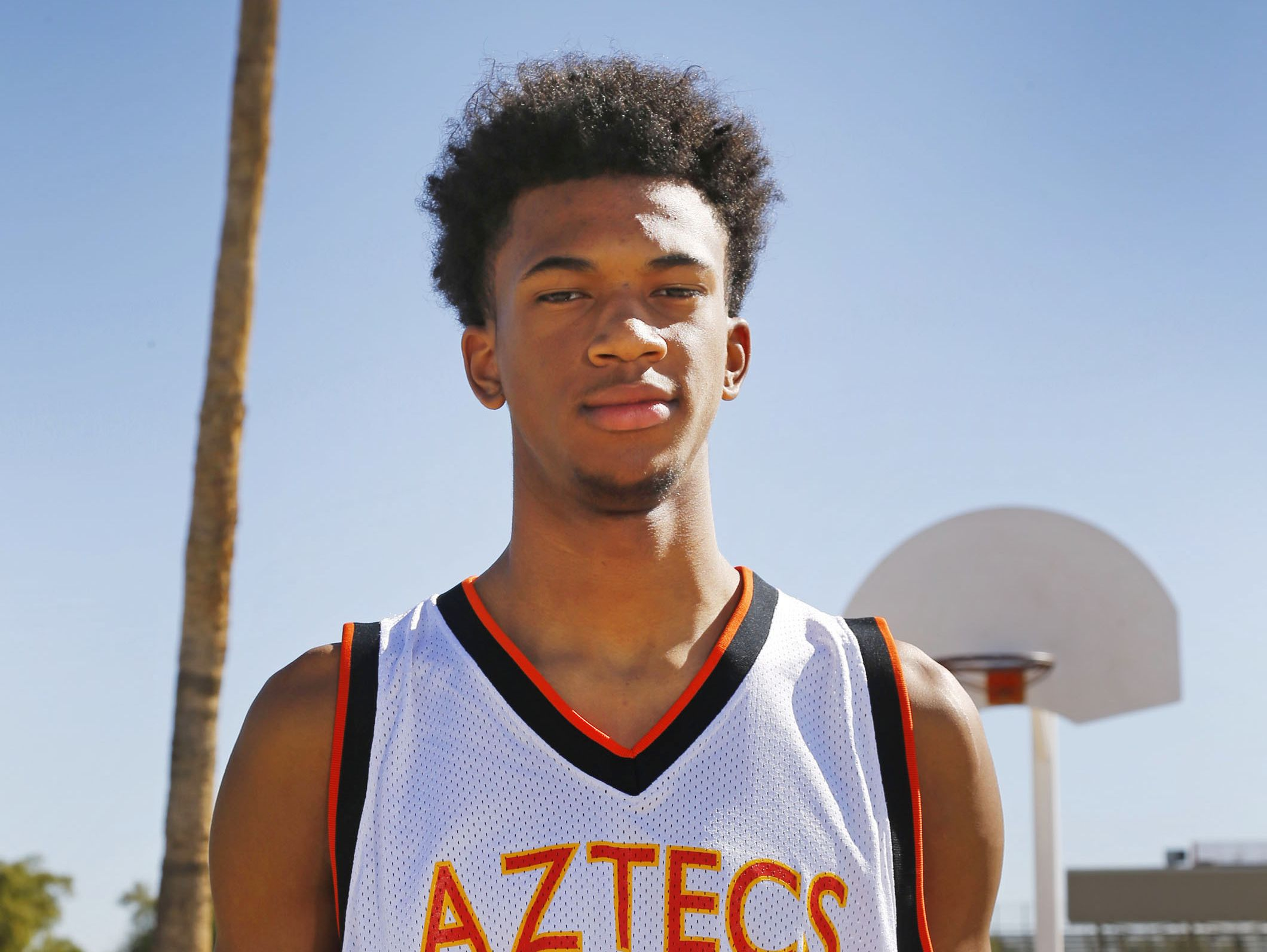 As a freshman Marvin Bagley led Tempe Corona del Sol to a fourth consecutive Division I championship and was named Player of the Year by azcentral sports.