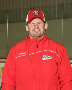 Red River Coach Bill Chase (Photo: John Dvorak)