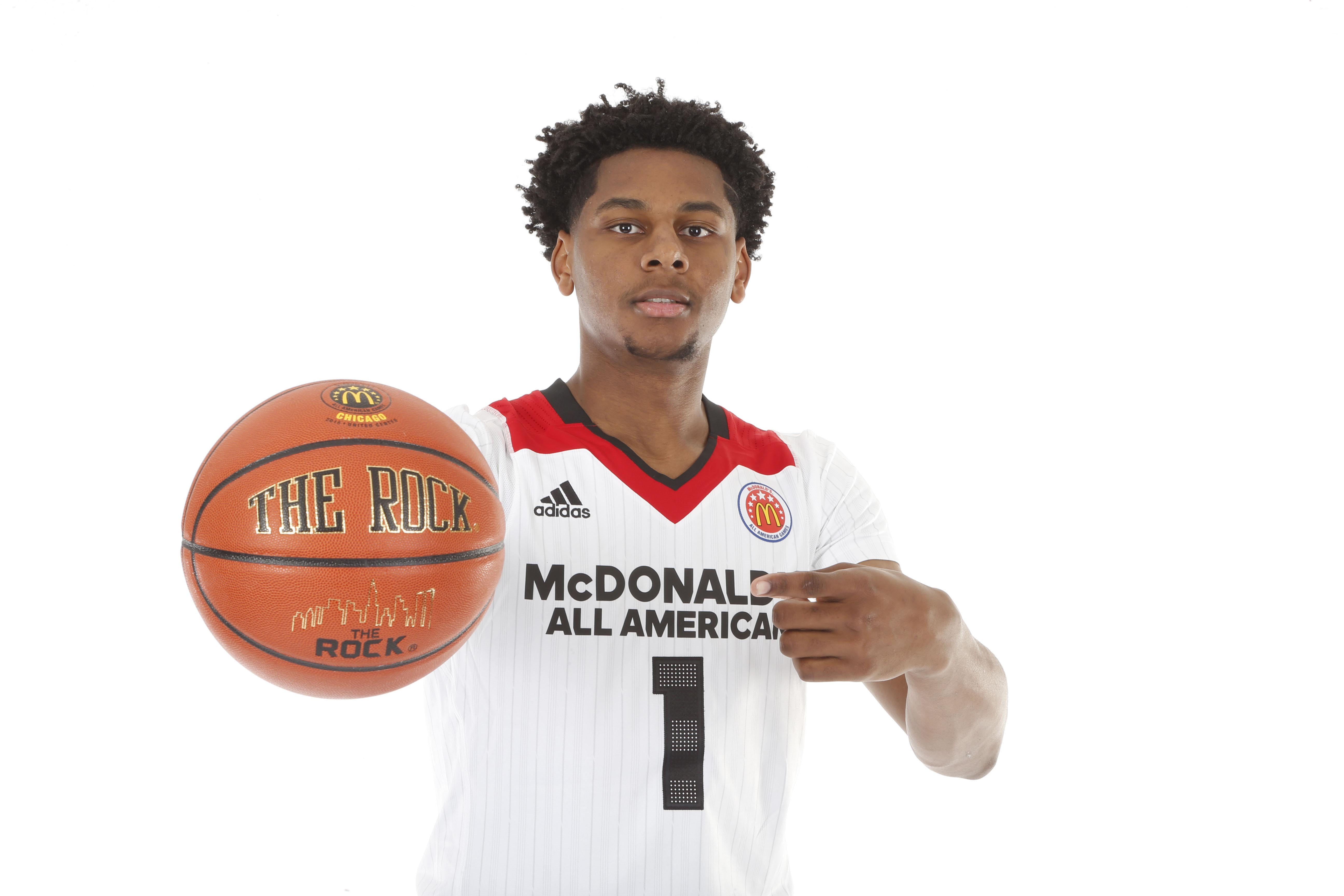 Marques Bolden is one of the most wanted recruits in the country. (Photo: Brian Spurlock, USA TODAY Sports)
