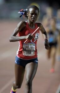 Destiny Collins (Photo: Kirby Lee, USA TODAY Sports)
