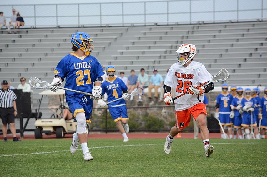 McDonough defeated Loyola-Blakefield on April 19 (Photo: Casey Vock, 3dRising.com)