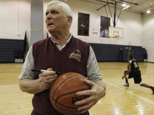 Hall of Fame coach Bob Hurley led St. Anthony to the Tournament of Champions title (Photo: Asbury Park Press)