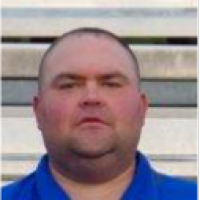 Cleveland offensive line coach Heath Weir resigned just before being arrested on drug and firearm charges in Tennessee (Photo: Cleveland Blue Raiders Football)