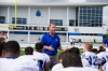 IMG football coach Kevin Wright and his team will have plenty of travel in their 12-game 2016 schedule. (Photo: IMG Academy).