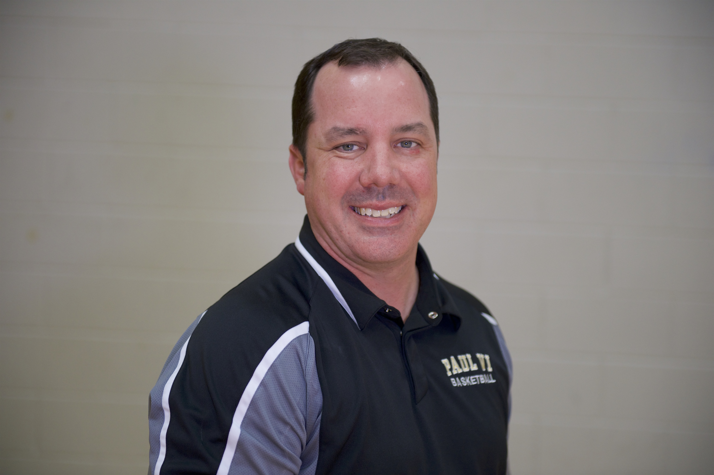 Scott Allen of Paul VI in Fairfax, Va. is the ALL-USA Girls Basketball Coach of the Year (Photo: Rafael Suanes, USA TODAY Sports)