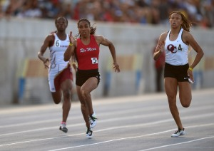 Zaria Francis (Photo: Kirby Lee, USA TODAY Sports)