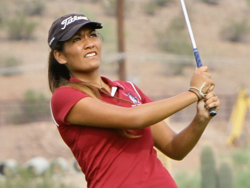 Taryn Kaahanui is azcentral sports' Female Athlete of the Week.