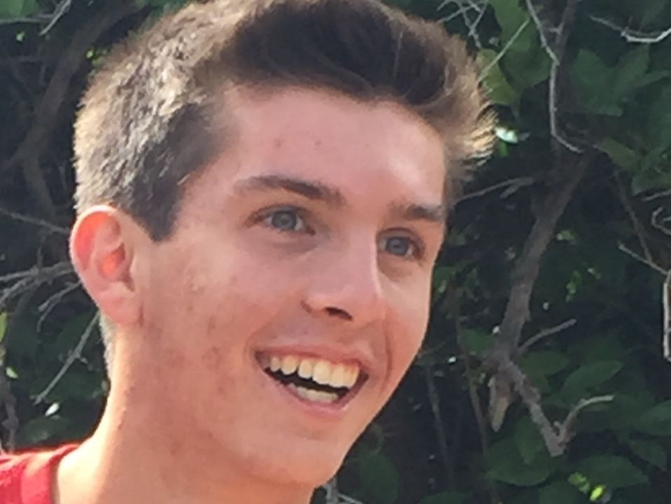 Eric Simoneau, from Mountain View High School in Mesa, is azcentral sports' Male Athlete of the Week.