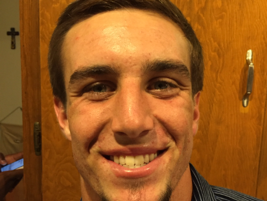 Jeffery Goebel, from Sunnyslope High School, is azcentral sports' High achiever of the Week.