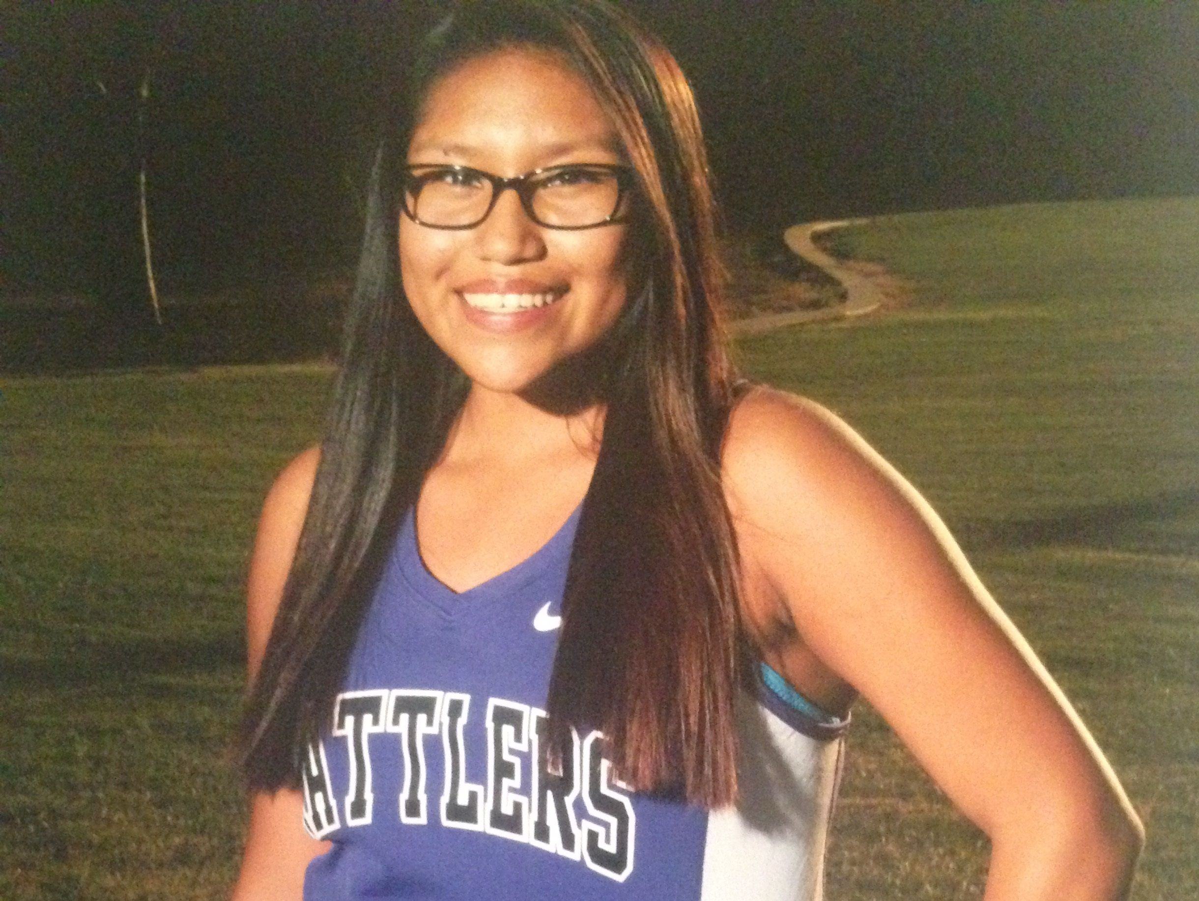 Bahazhonii Washington, from North Canyon High School, is azcentral sports' Female Athlete of the Week for Oct. 22-29.