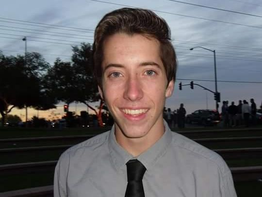 Patrick Tansill, from Gilbert High School, is azcentral sports' High Achiever of the Week from Oct. 29-Nov. 5.