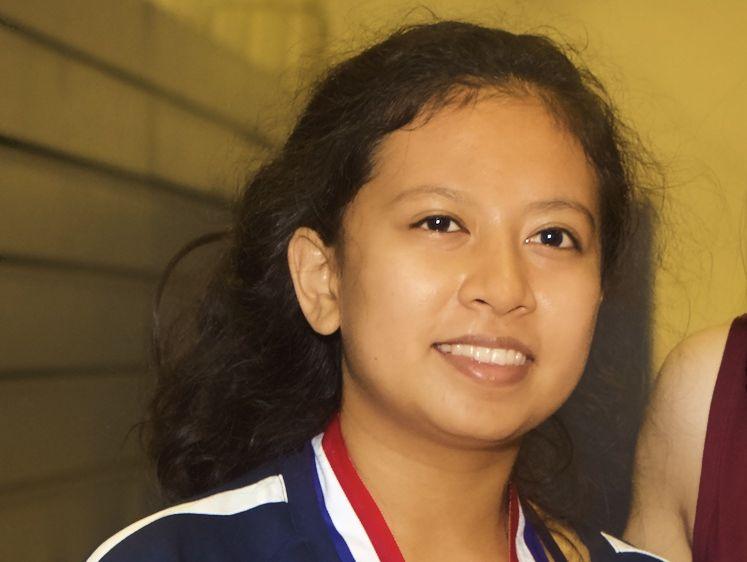 Kirielle Singarajah, from Xavier Prep, is azcentral sports' Female Athlete of the Week from Oct. 29-Nov. 5.