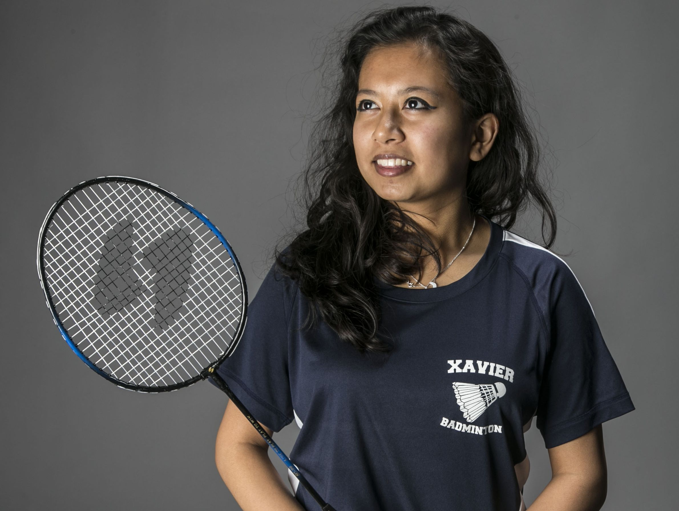 Kirielle Singarajah, Phoenix Xavier Prep badminton player, is azcentral sports' November Athlete of the Month runner-up for the Arizona Sports Awards.