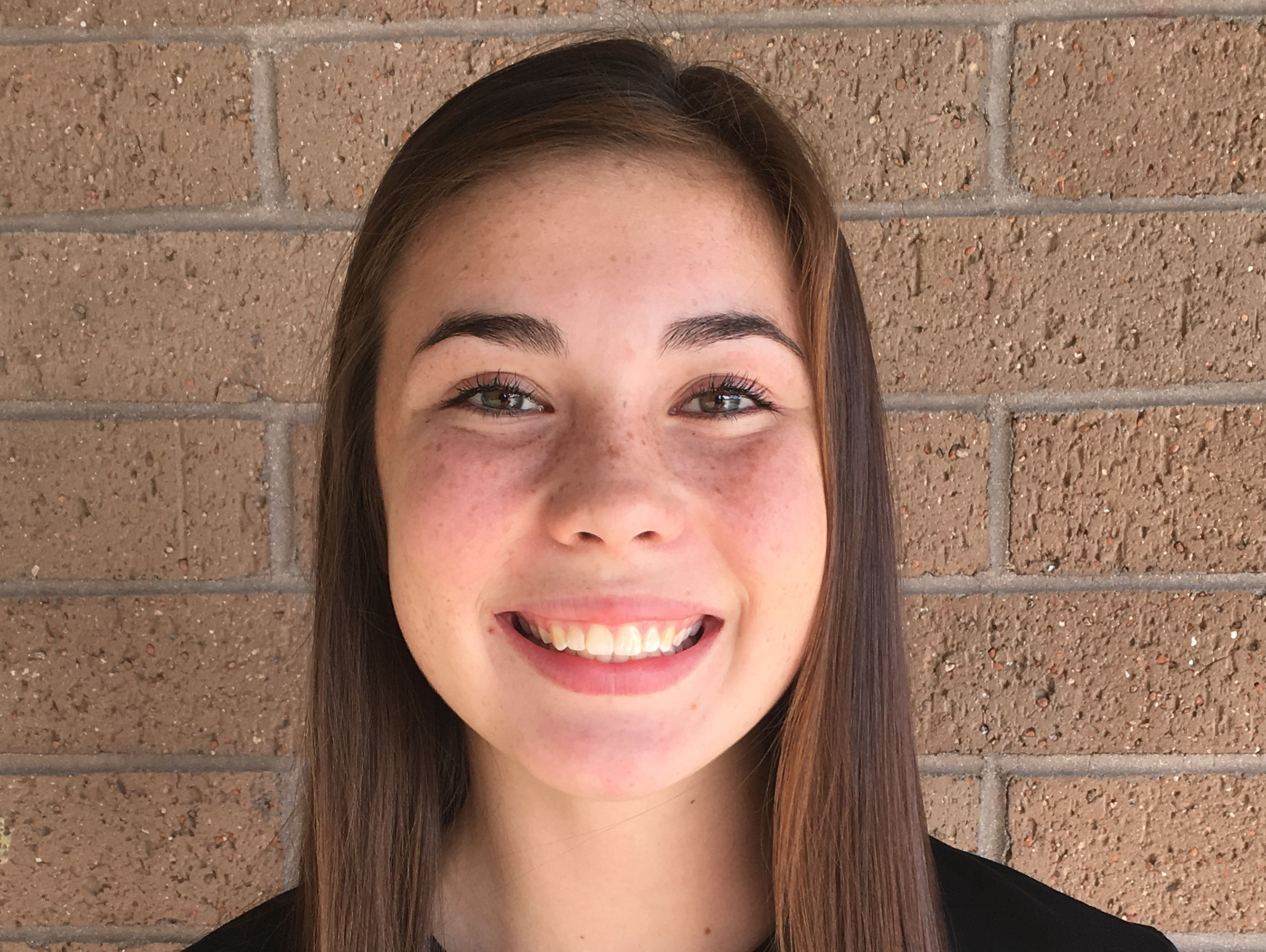Shaylee Gonzales, from Gilbert Mesquite High School, is azcentral sports' Female Athlete of the Week for Nov. 26-Dec. 3.