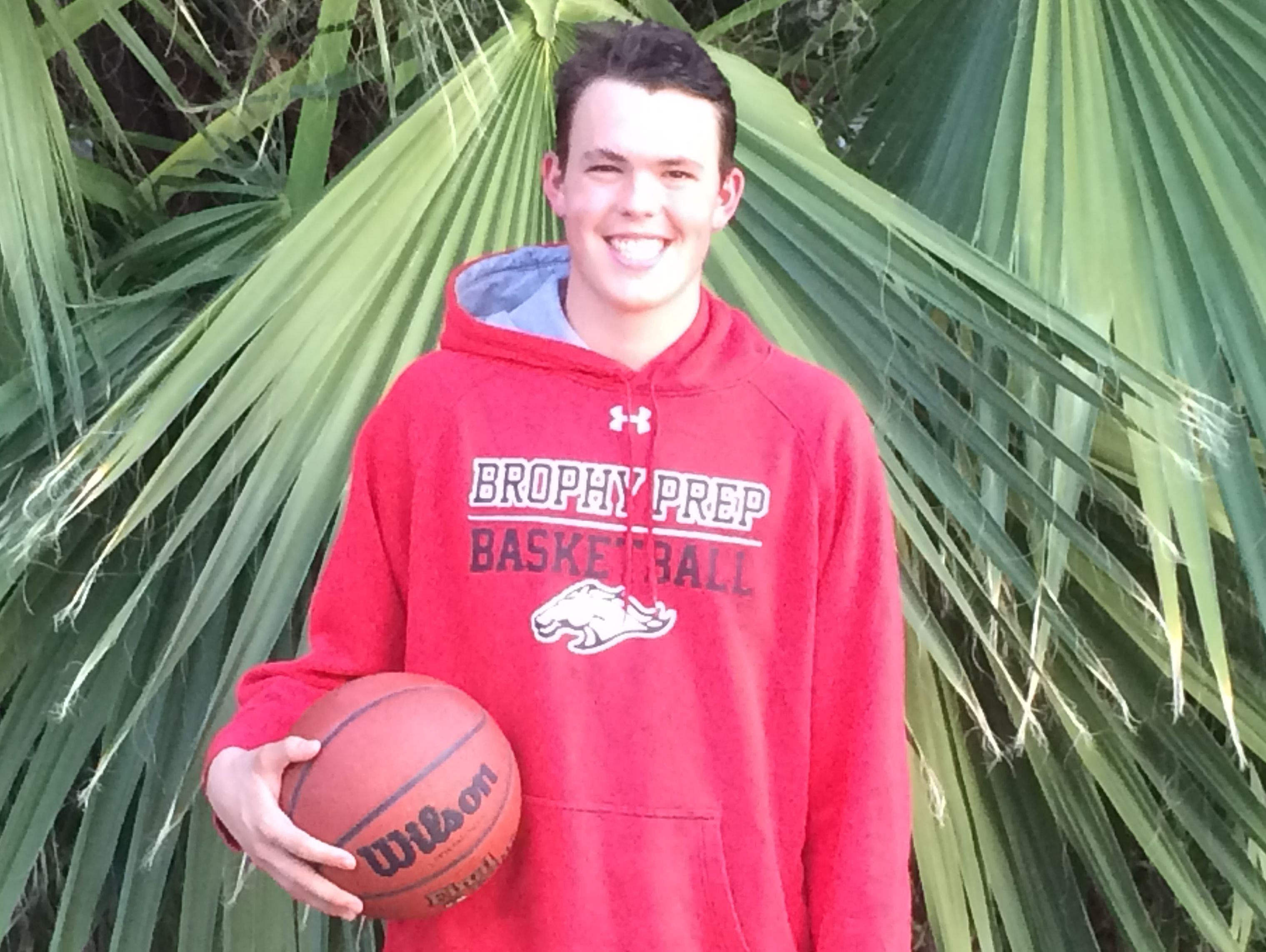Sean Even, from Brophy College Prep, is azcentral sports' High Achiever of the Week for Dec. 3-10.