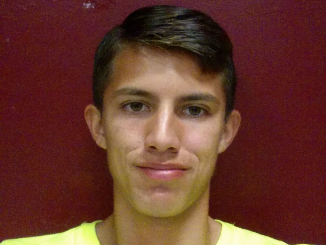 Cristian Villegas, from Kofa High School, is azcentral sports' Male Athlete of the Week for Dec. 10-17.
