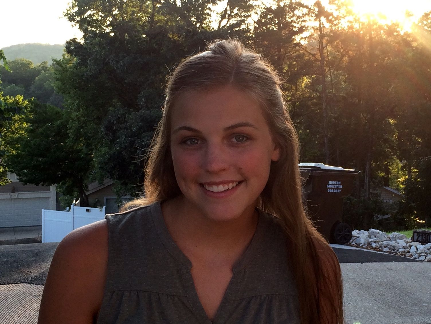 Kelsey Siemons, from Tucson Catalina Foothills High School, is Arizona Sports Awards' High Achiever of the Week for Dec. 17-24.