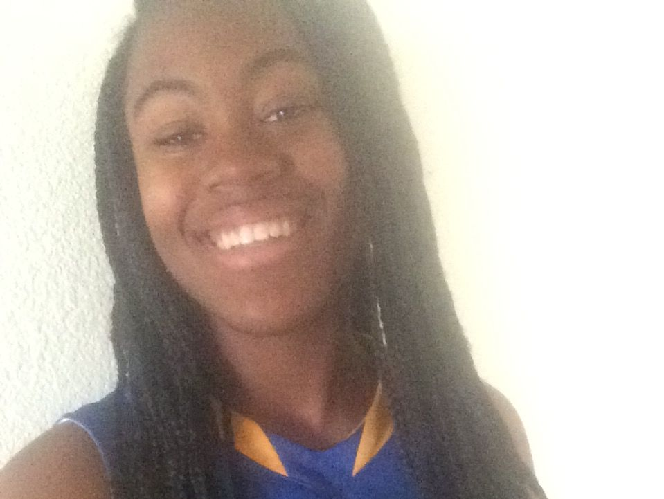 Quinnesha Mitchell, from Marana High School, is azcentral sports' Female Athlete of the Week for Dec. 24-31.