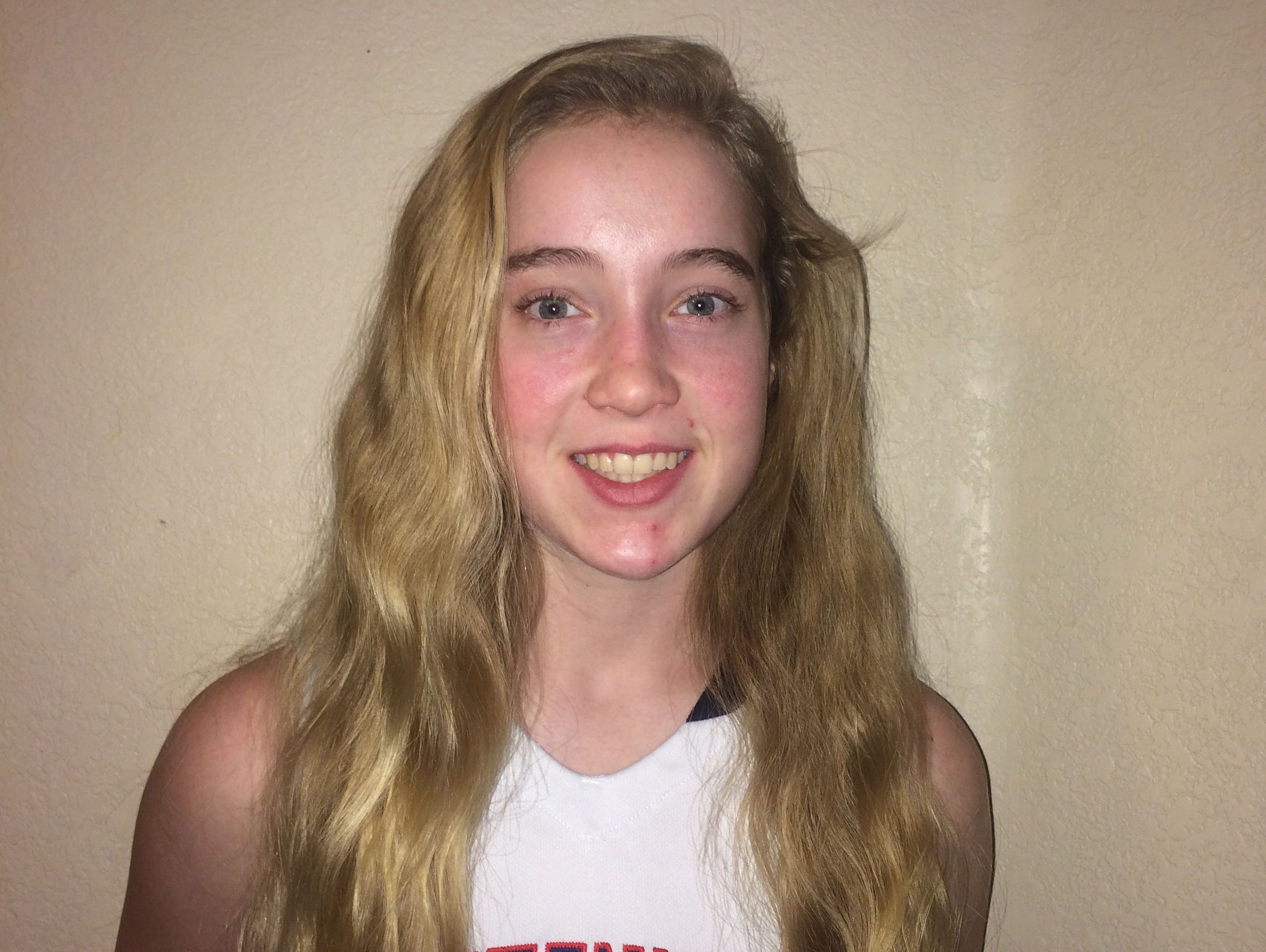 Taylor Leonard, from Peoria Centennial, is azcentral sports' Female Athlete of the Week for Jan. 7-14.