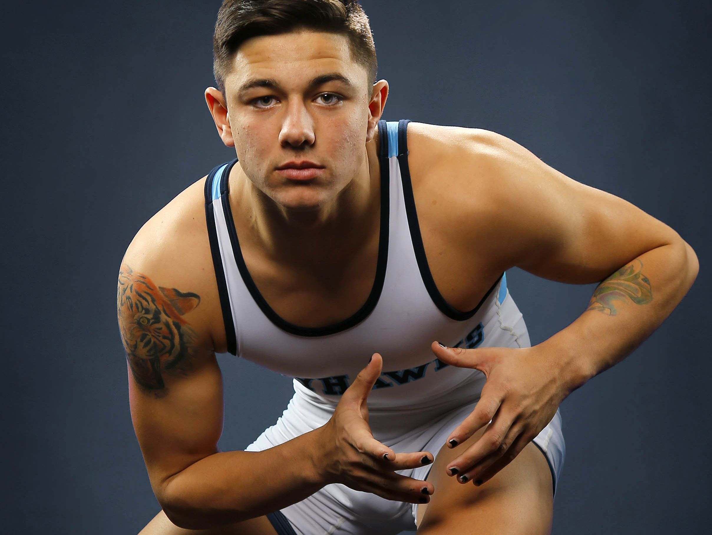 Glendale Deer Valley wrestler Jacob Swift is the Arizona Sports Awards January Athlete of the Month runner-up presented by La-Z-Boy Furniture Galleries.