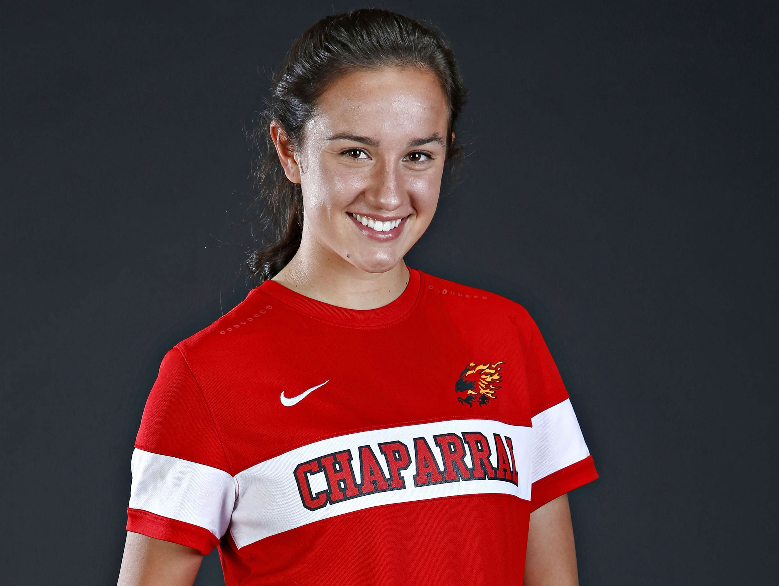 Scottsdale Chaparral soccer player Allison Jorden is the Arizona Sports Awards January Athlete of the Month runner-up presented by La-Z-Boy Furniture Galleries.