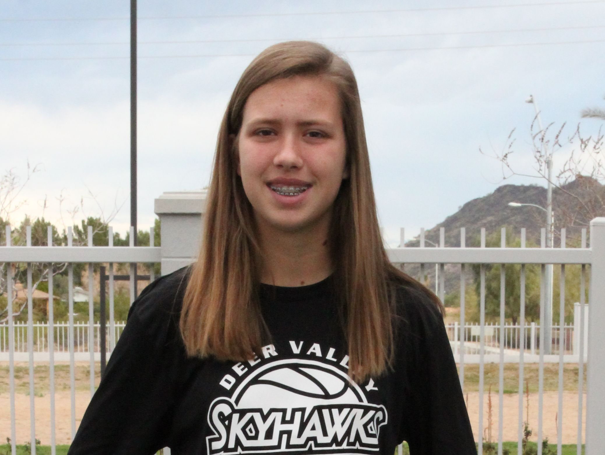 Jessica Roskelley, from Glendale Deer Valley, is azcentral sports' High Achiever of the Week for Feb. 11-18.