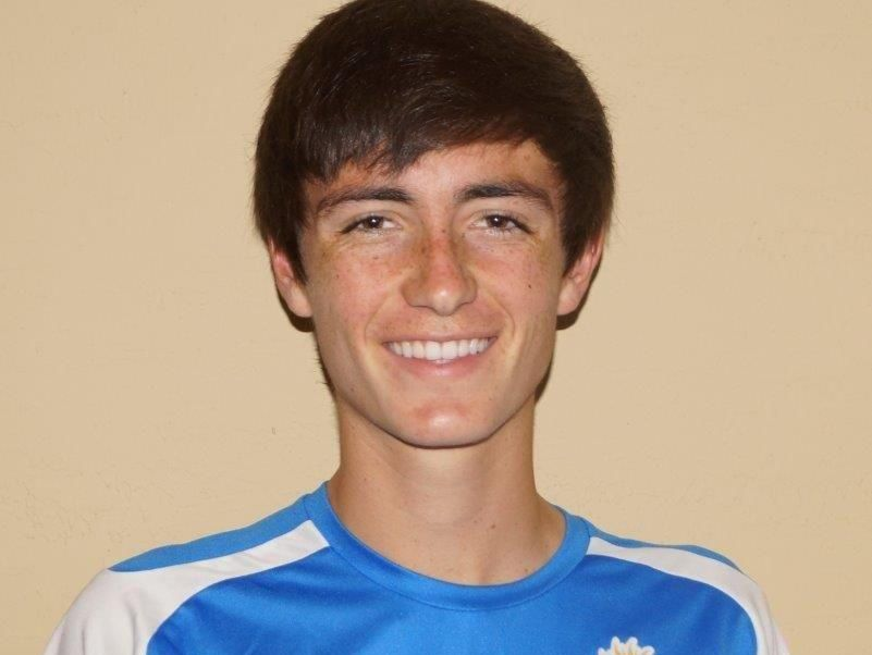 Brendan Hicks, from Desert Vista, is the Arizona Sports Awards High Achiever of the Week for Feb. 28-March 3.