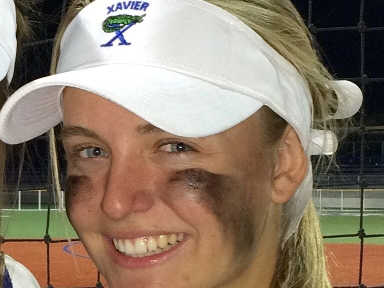 Becky Ducar, from Phoenix Xavier Prep, is azcentral sports' High Achiever of the Week for March 3-10.