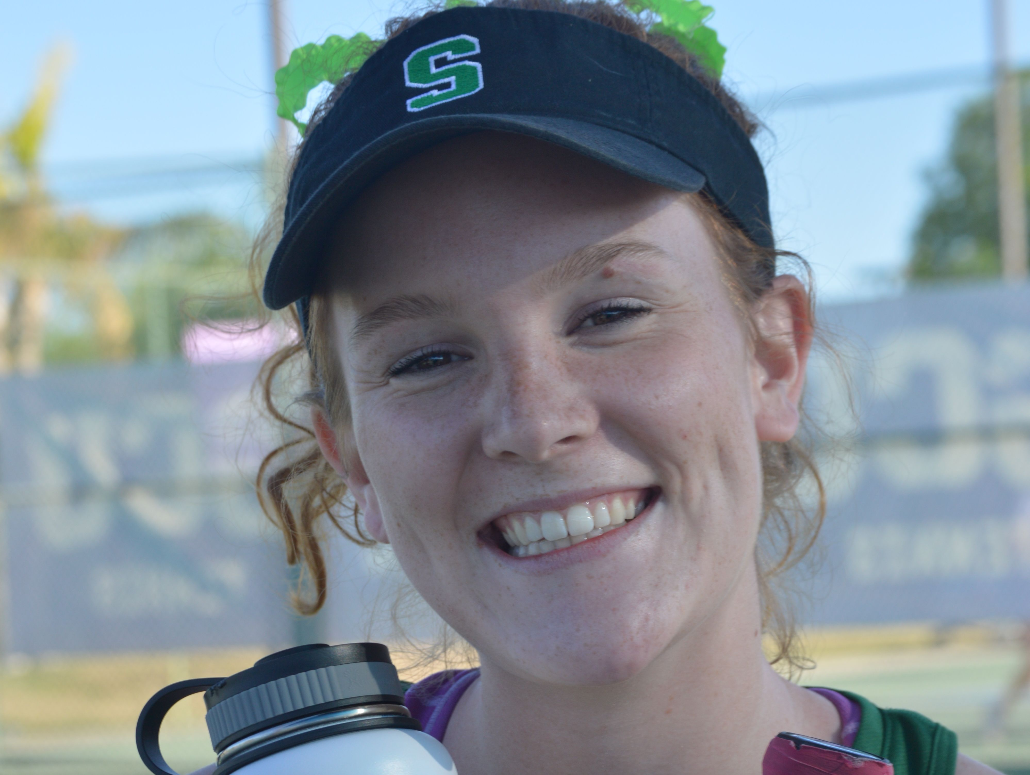 Libby Fleury, from Phoenix Sunnyslope, is azcentral sports' High Achiever of the Week for March 24-31.