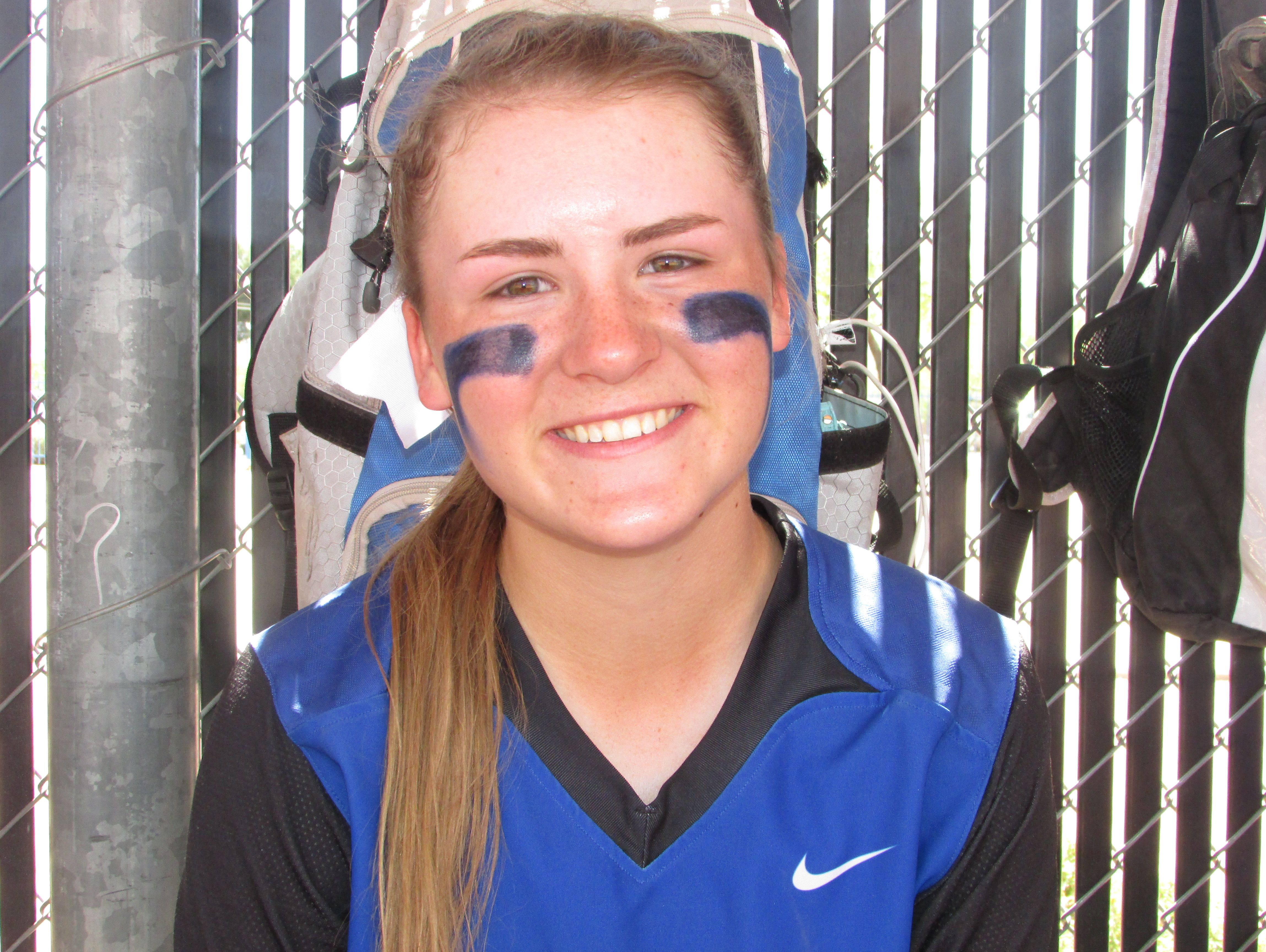 Bethany Loveall, from Bagdad, is azcentral sports' High Achiever of the Week for March 31-April 7.