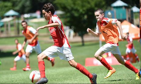 (Photo: Arsenal Soccer Schools USA)