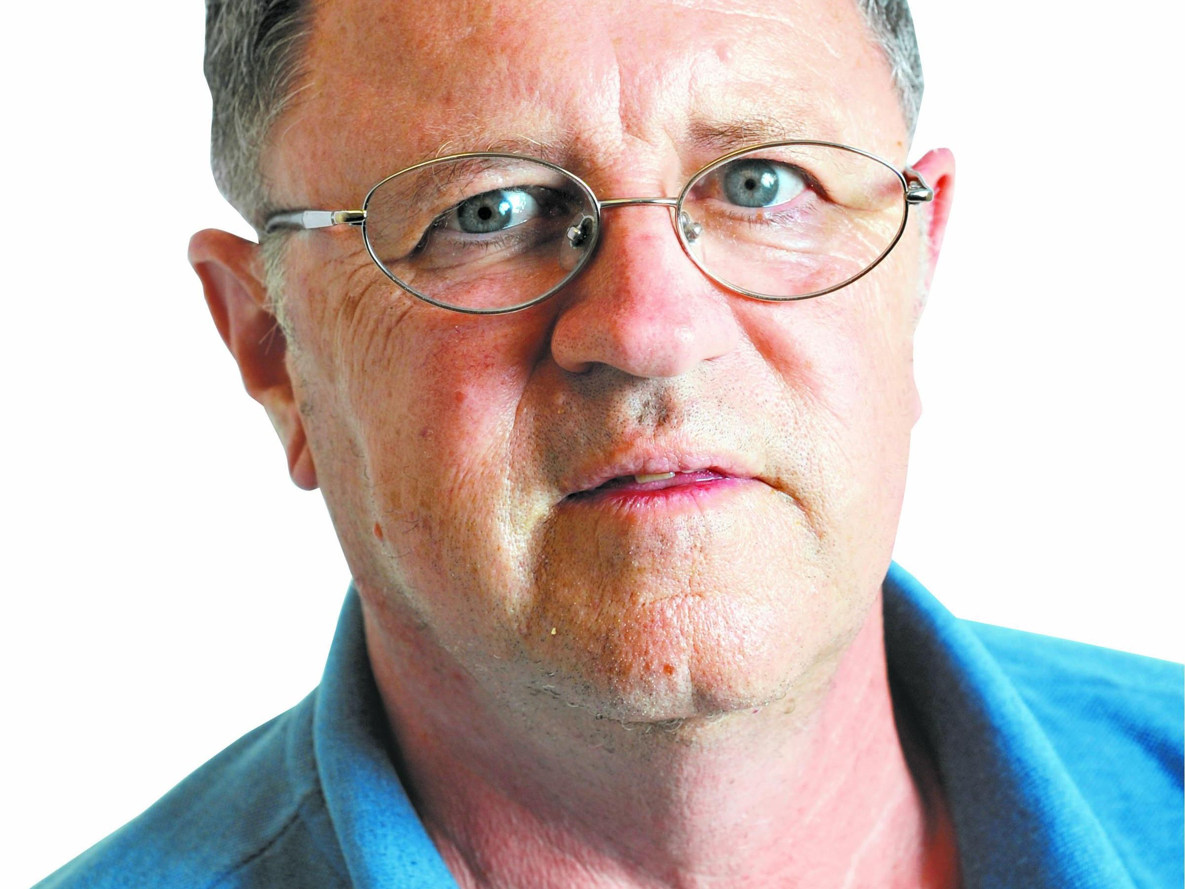 Ken Bosserman -- Sports Writer**STAFFMUG**