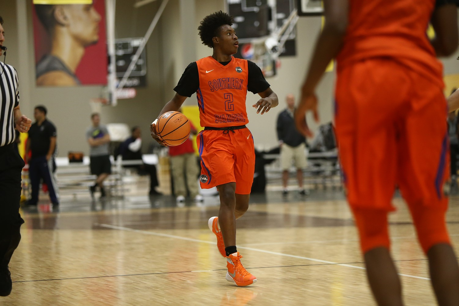 Collin Sexton is taking the EYBL by storm. (Photo: Jon Lopez)