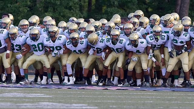 Grayson's tough schedule may be attracting elite transfers. (Photo: Rick Crain, Grayson Football).