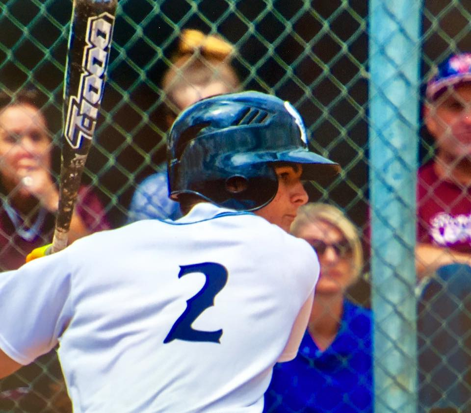 La Costa Canyon (Carlsbad, Calif.) center fielder Mickey Moniak is hitting .523 with 12 triples this season. (Photo: Heather Joy Flannigan Moniak).