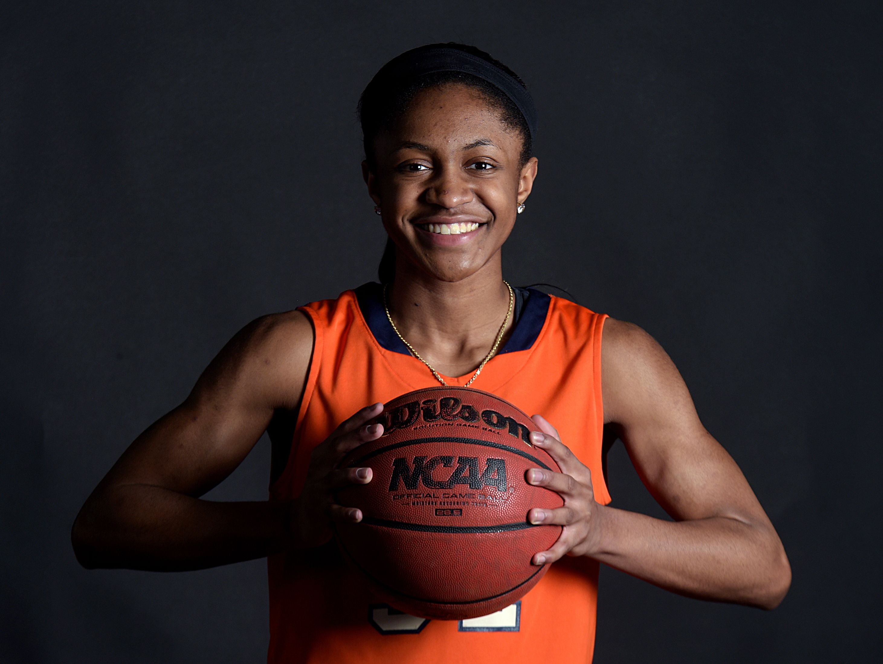 Crystal Dangerfield was named The Daily News Journal's Female Athlete of the Year and is on The DNJ's All-Area Girls Basketball first team.