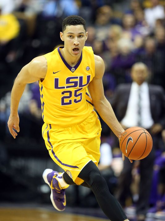 Ben Simmons won three national titles at Montverde. (Photo: USA Today Sports)