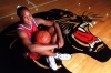 DATE TAKEN: 11/12/96--- Tamika Catchings, Duncanville High School basketball, Duncanville, Texas. ORG XMIT: UT34406
