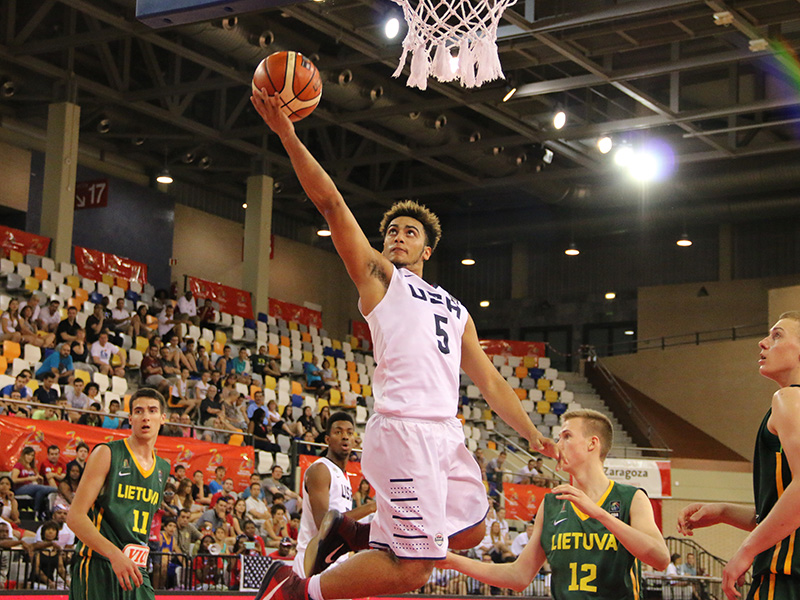 Markus Howard (Photo: USA Basketball)