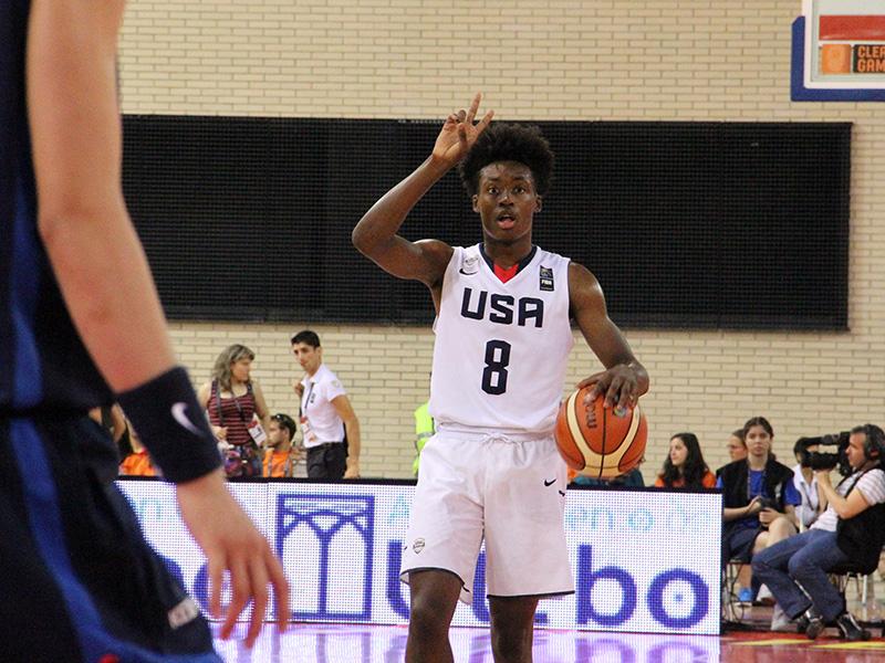 Collin Sexton (Photo: USA Basketball)