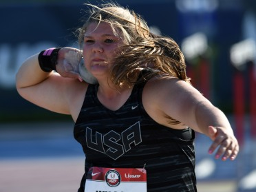 Alyssa Wilson (Photo: Kirby Lee, USA TODAY Sports)