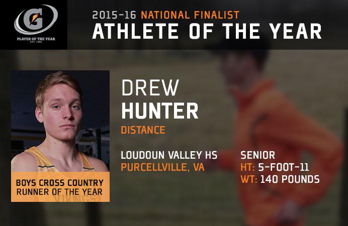 Drew Hunter (Photo: HSS Illustration)