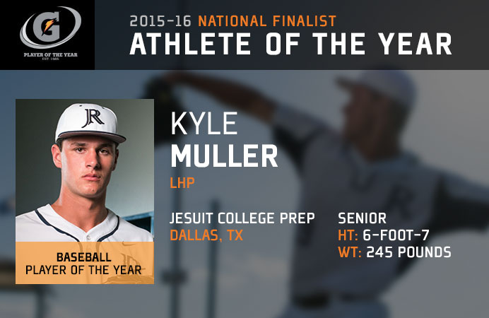 Kyle Muller (Photo: HSS Illustration)